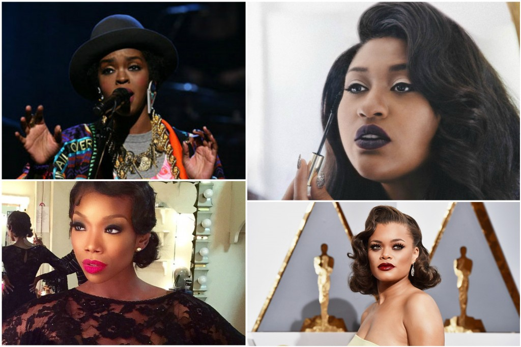 Special: R&B / Soul rocks the stage at Black Girls Rock! WATCH Lauryn Hill, Jasmine Sullivan, Andra Day and Brandy