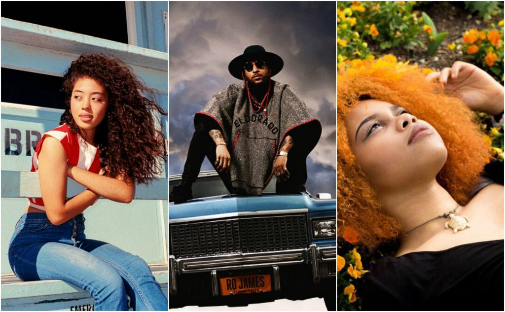 Round-up 31/05: Ro James' 'Eldorado', Eri Soul's 'Emotion', Joyce Wrice 'Stay Around' and More