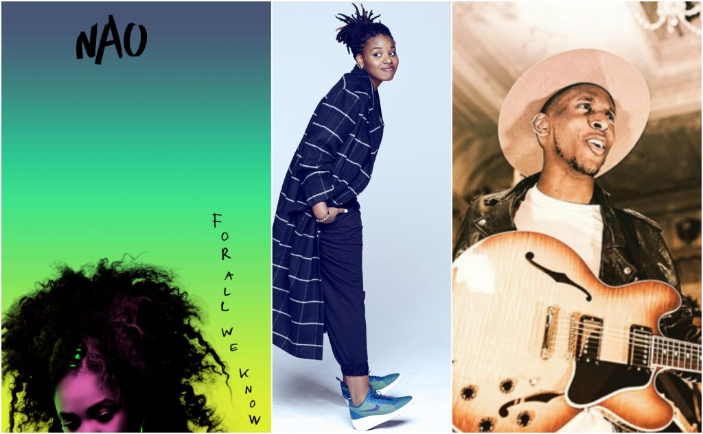 Round-up 08/08: Nao's 'For All We Know' (REVIEW), PJ's 'Rare' debut, Samm Henshaw's EP release and More