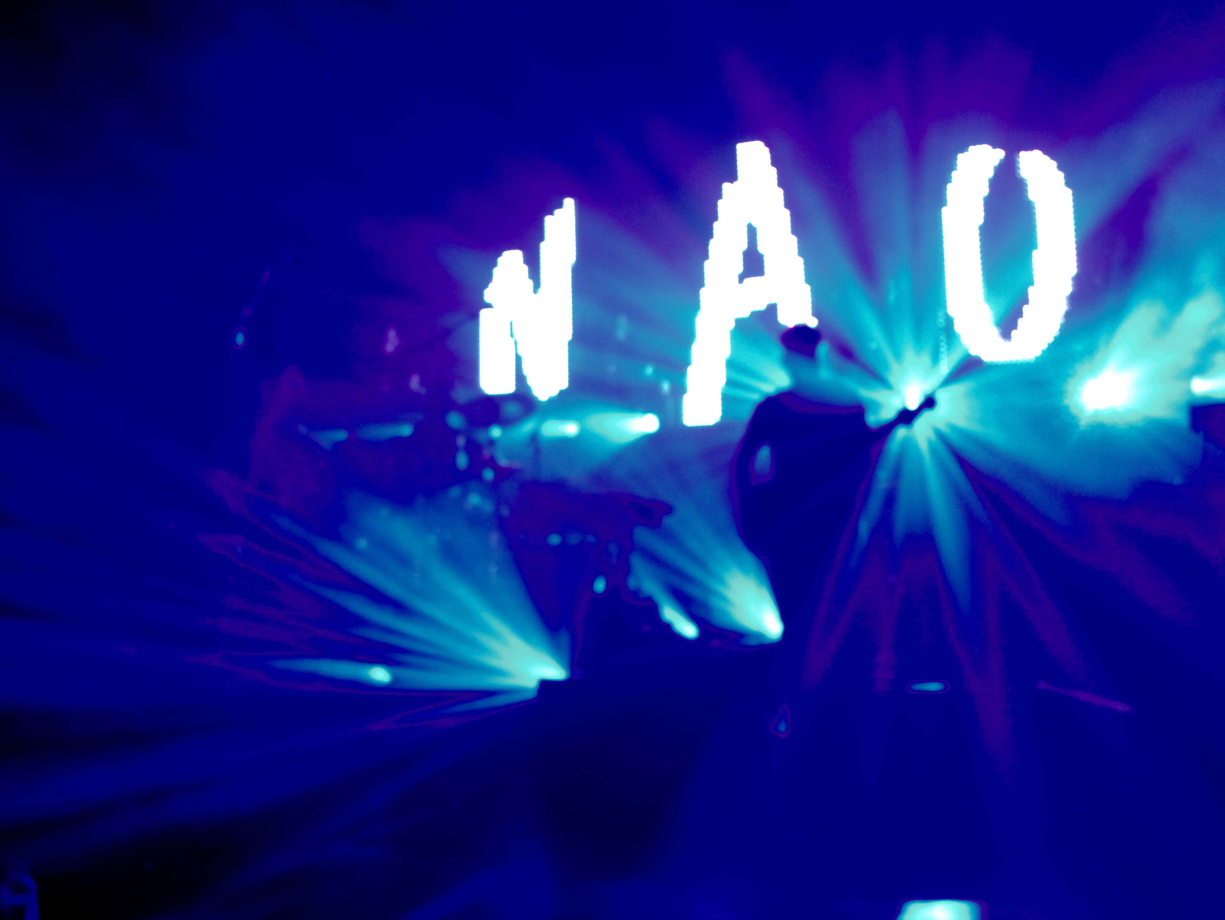 Nao Live in London
