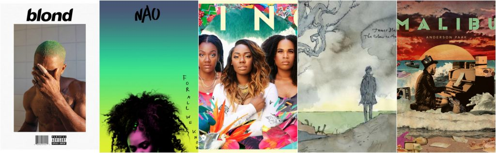 Round-Up: The 18 Most Underrated Albums of 2016