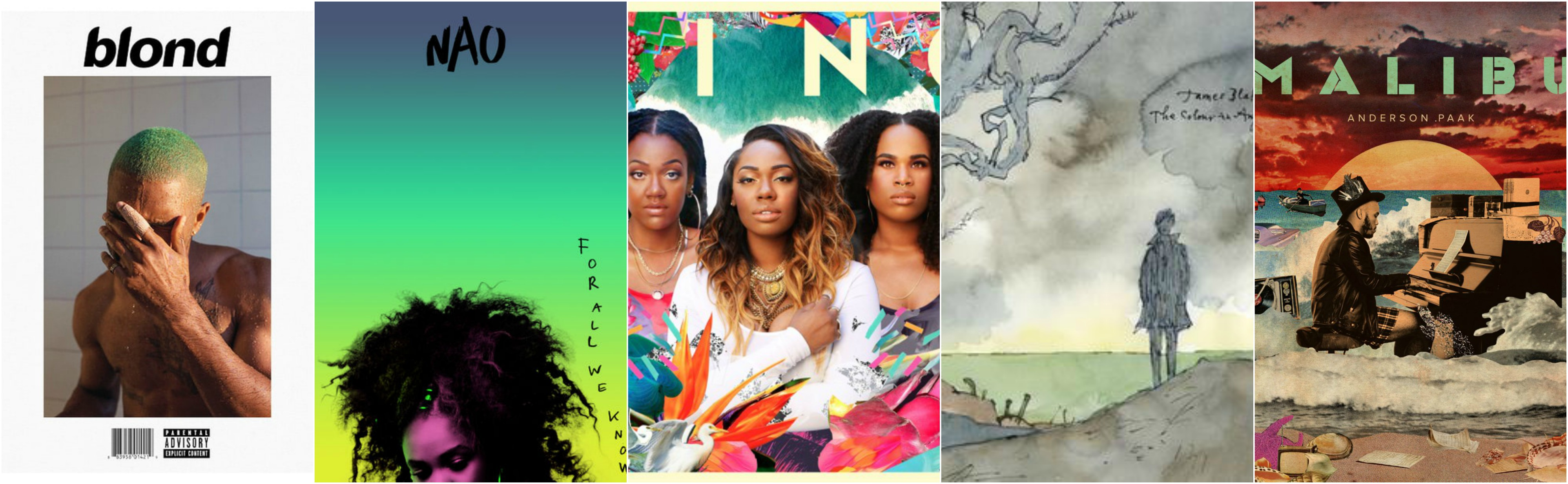 The 18 Most Underrated Albums of 2016