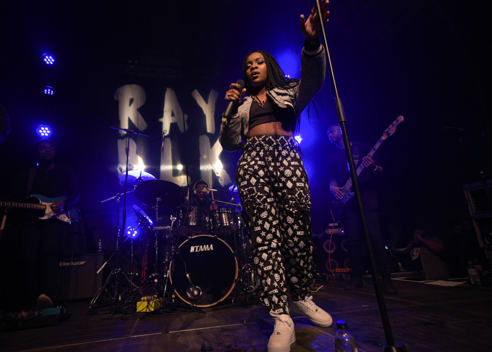 Ray BLK Stuns at Annie Mac AMP Collected London Show