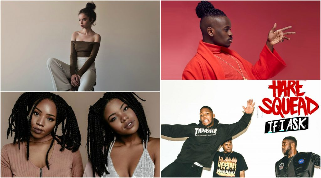 Round-up: The music that made July '17 ft releases from Kwaye, Sabrina Claudio, VanJess, Hare Squead & More