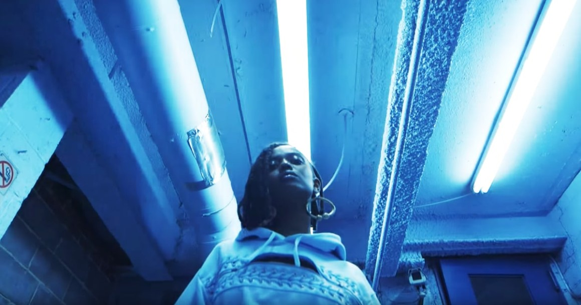 Kelela 'Blue Light' Take Me ApartKelela 'Blue Light' Take Me Apart