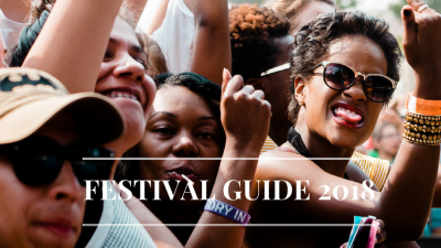The 8 Summer '18 UK Festivals RnB & Soul Music Buffs Need on Your Summer Agenda