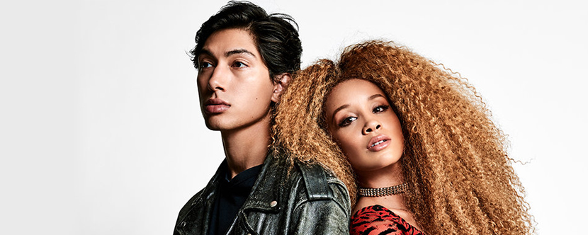 LION BABE & Leikeli47 The Wave