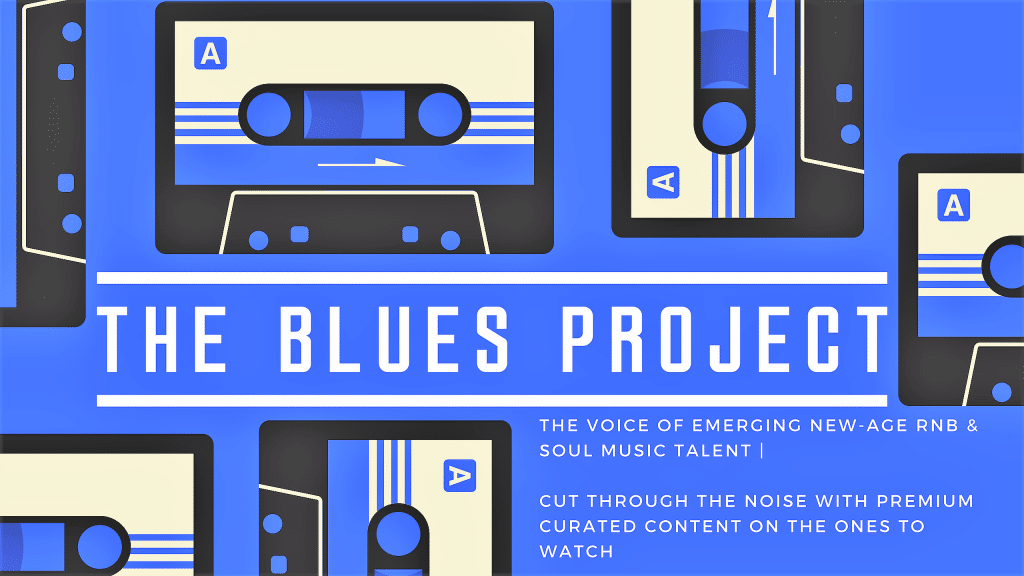 ABOUT THE BLUES PROJECT - R&B & Soul Music Blog Cover