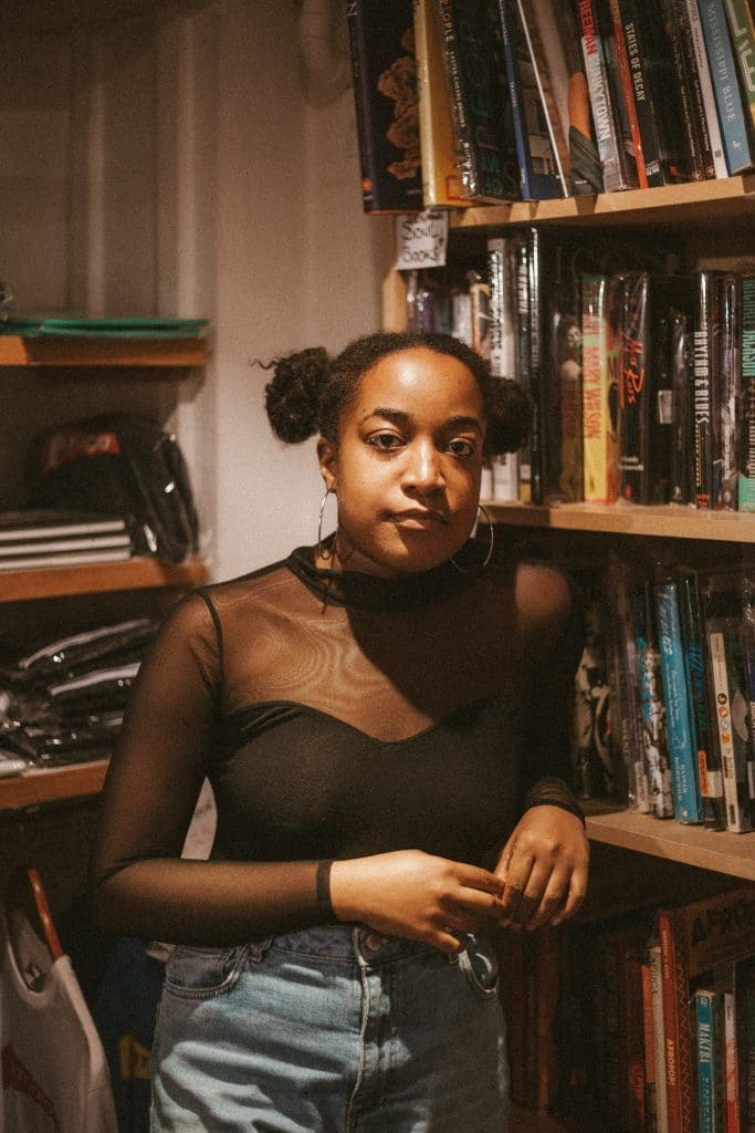 Amahla is the True Voice of Contemporary Soul Telling Candid Tales of the World Around Her Like No Other