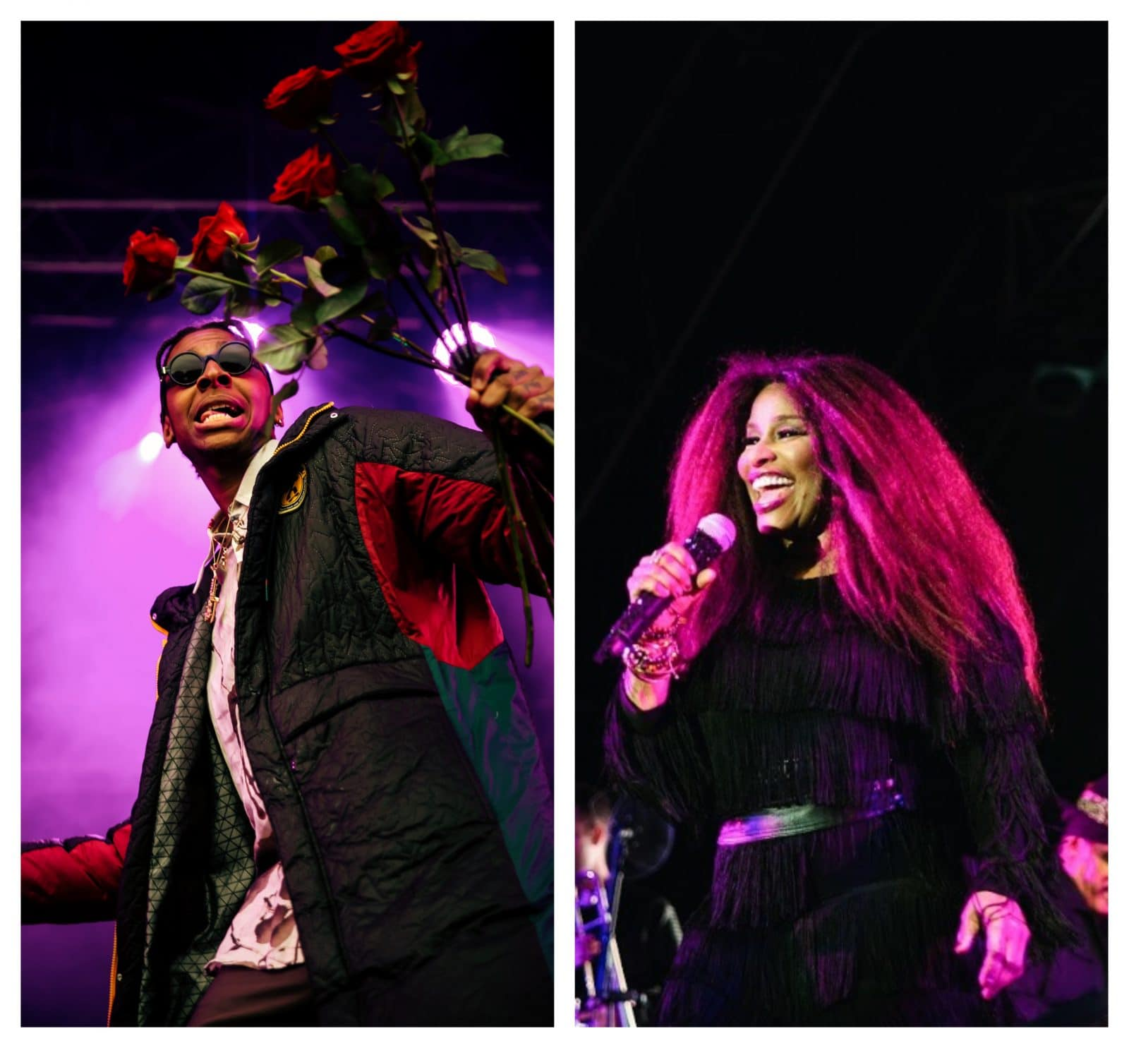 Cross The Tracks 2019 Review - Chaka Khan & Masego
