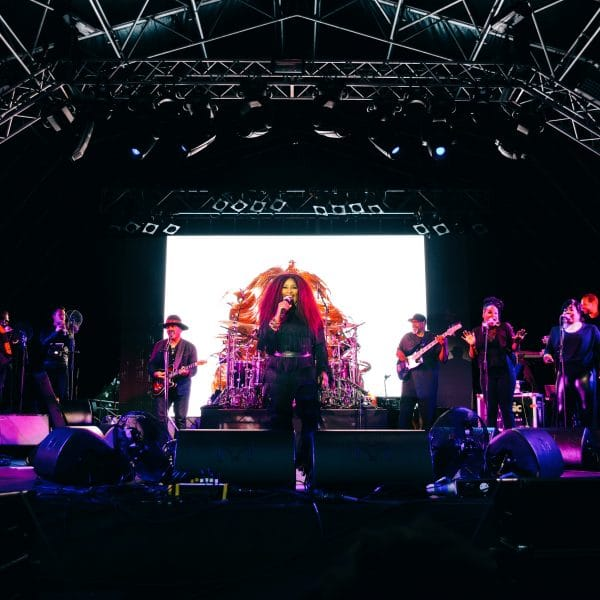 Cross The Tracks 2019 Review - Chaka Khan