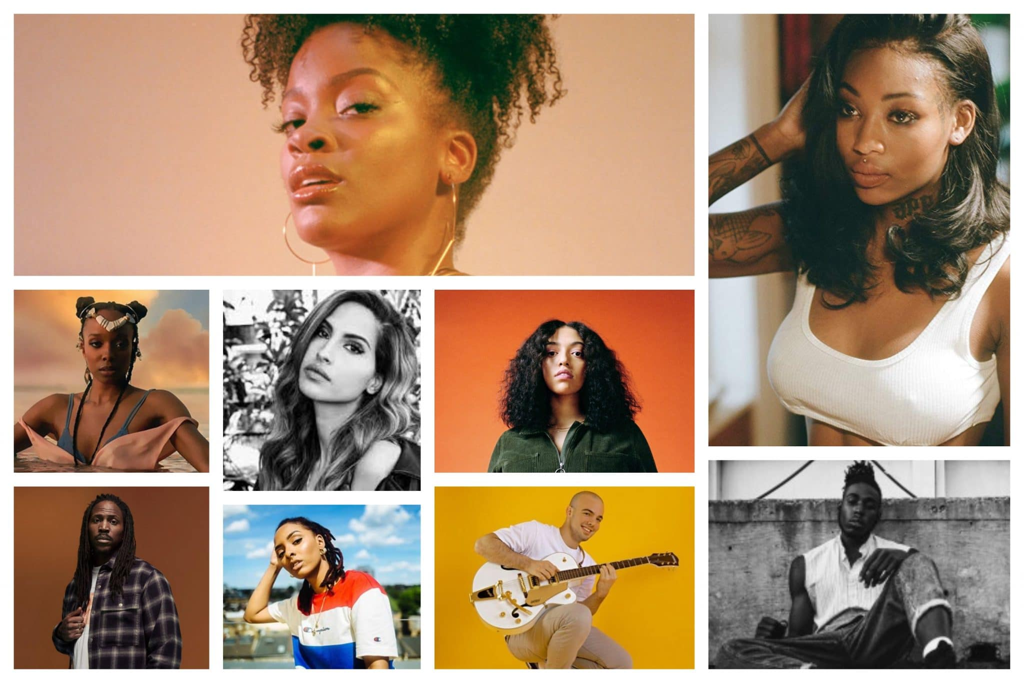 The 50 Best R&B Soul Songs of 2019 - Ari Lennox, Summer Walker, Jamila Woods, Snoh Aalegra, Mahalia, SiR, Layfullstop, Mac Ayres, Jerome Thomas